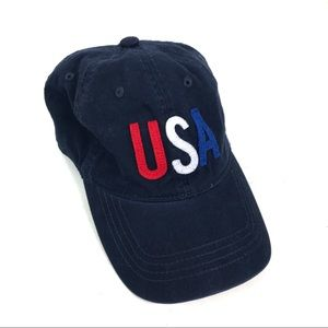 Old Navy Blue USA Baseball Cap Brand New One Size